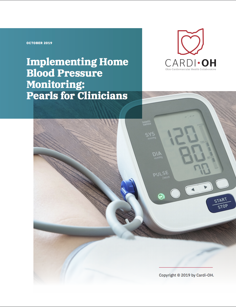 Implementing Home Blood Pressure Monitoring