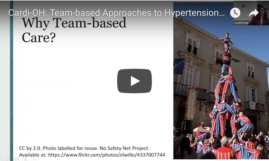 Team-based Approaches to Hypertension Management Strategies to Improve Diagnosis
